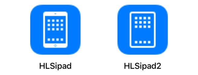Ícone do iPad no iOS 12