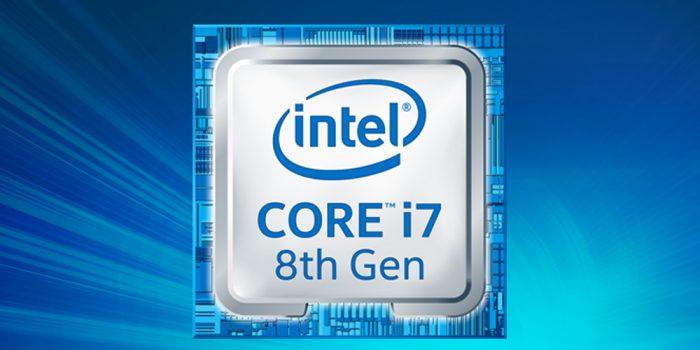 Intel Core i7 de oitava geração