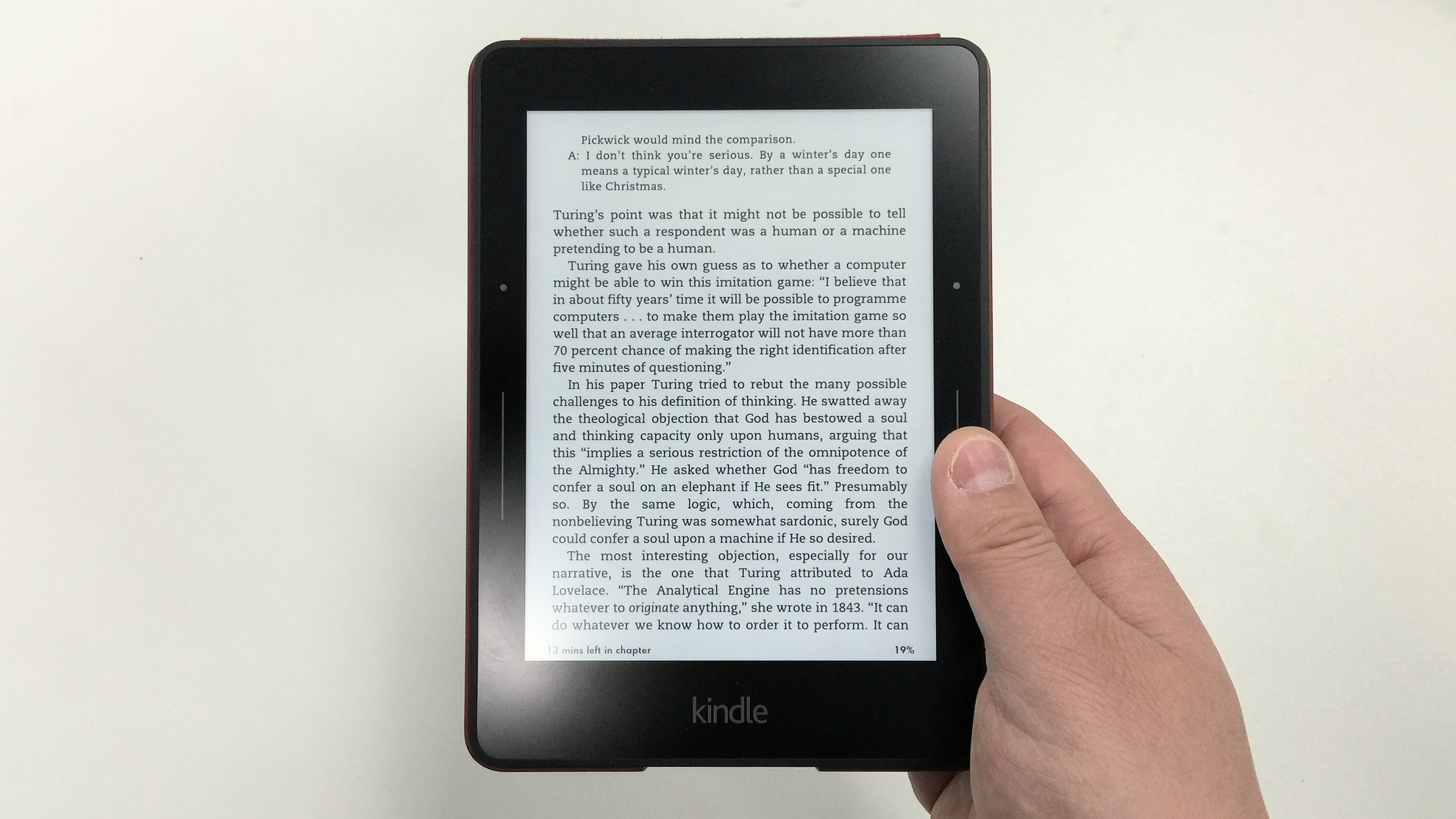 Amazon faz promoção de Kindle e deixa de vender Voyage no Brasil – Tecnoblog