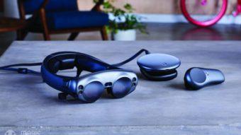 Magic Leap lança headset de realidade aumentada por US$ 2.295