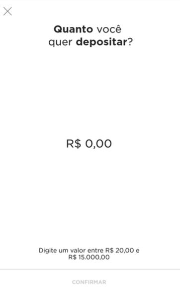 Sin complicaciones, Nubank aumenta la cantidad mínima de depósito por boleto en NuConta 2
