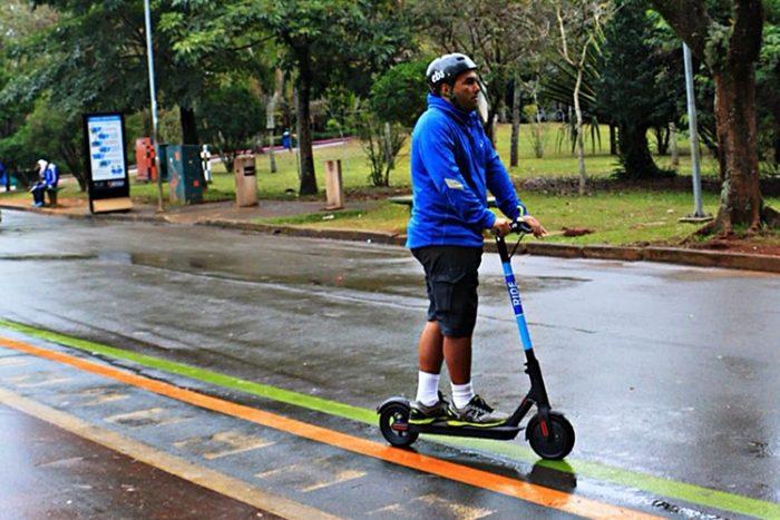 Uber quer trazer patinetes elétricos para o Brasil em 2019