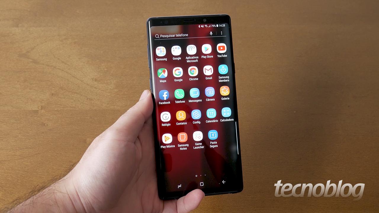 Como desinstalar aplicativos do celular Samsung Galaxy – Tecnoblog