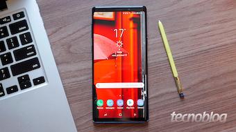 Samsung Galaxy Note 9: o celular para bolsos grandes