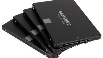 Samsung prepara SSD rápido de 4 TB para usuários finais
