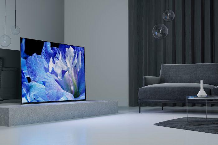 Sony lança duas novas TVs XBR A8F com tela OLED no Brasil 2