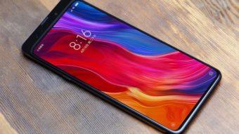 Xiaomi Mi Mix 3 terá traseira deslizante para evitar notch na tela