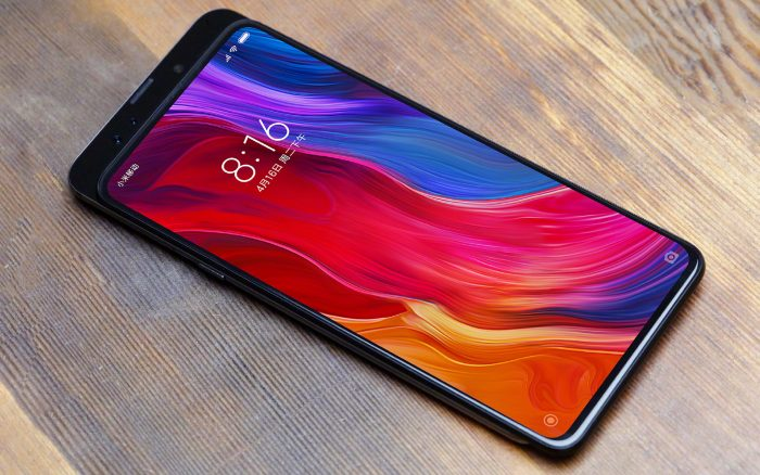 Xiaomi Mi Mix 3 will have back sliding to prevent notch on the screen
