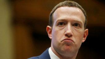 Em áudios vazados, Mark Zuckerberg mostra preocupação com governo