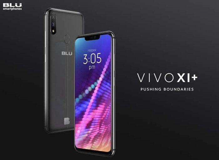 Blu Vivo XI+