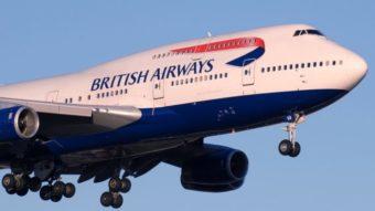 Ataque à British Airways expõe dados de 380 mil pagamentos