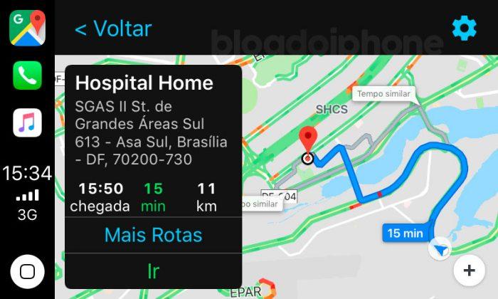 Google Maps ganha suporte ao Apple CarPlay, e Waze é o próximo –