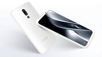 Meizu evita o notch na tela com novos smartphones V8, V8 Pro e 16X