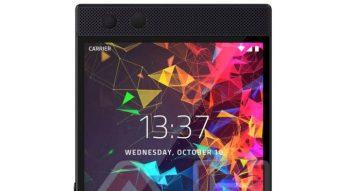 Os primeiros detalhes sobre o Razer Phone 2