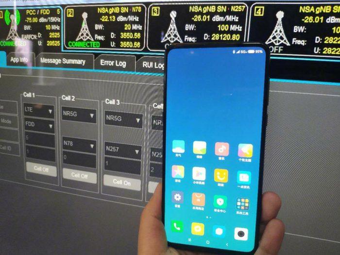 Xiaomi Mi Mix 3 with 5G
