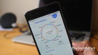 Bem-estar digital: o que é e como ativar no Android 9 Pie