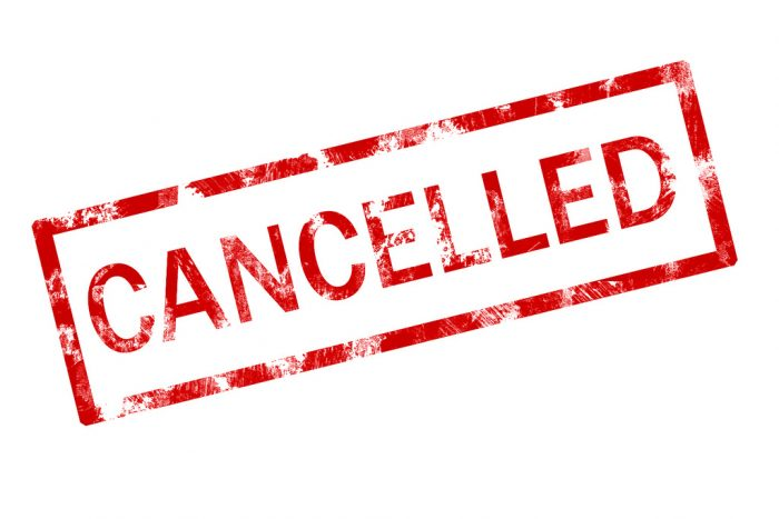 Cancelled | by Alachua County cancelled | by Alachua County | Flickr