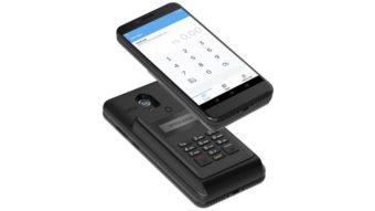 Cielo e Quantum lançam smartphone com módulo de máquina de cartão