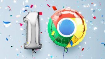 Dez anos de Google Chrome: como o navegador dominou o mercado