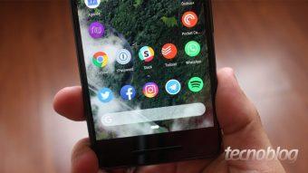 Como ativar e usar a navegação por gestos no Android 9 Pie
