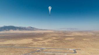 Dona do Google transmite sinal de internet por 1.000 km usando balões