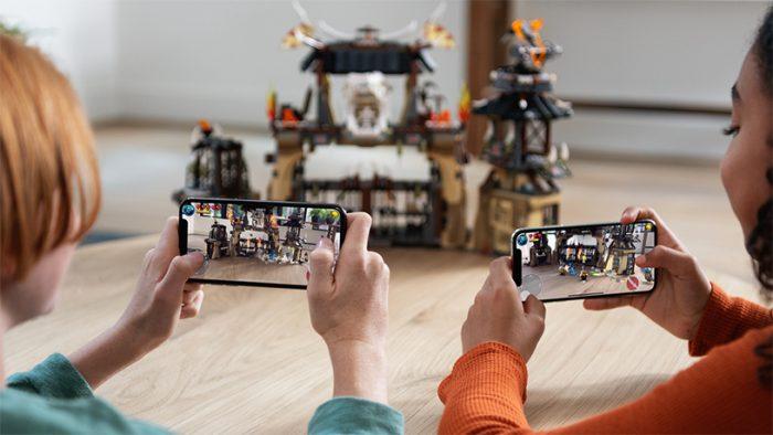 AR iOS 12 iPhone XS