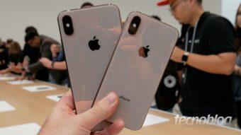 Qual a diferença entre o iPhone XS, iPhone XS Max e iPhone XR?