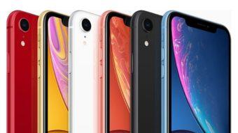 iPhone XR: quase um iPhone XS, custando bem menos