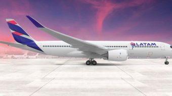 Latam começa a oferecer Wi-Fi em voos nacionais