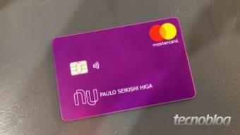 Nubank libera cartão de débito para todos os clientes da NuConta