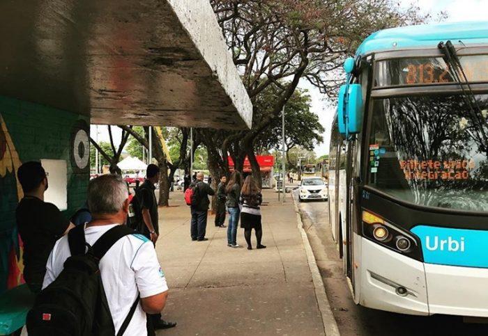 Ônibus Urbi