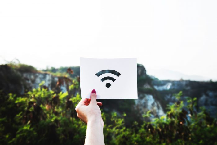 Wi-Fi/ Rawpixel / Unsplash