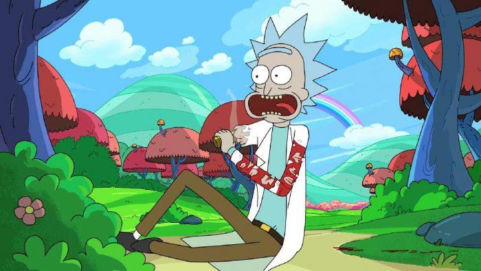 Rick and Morty (1ª e 2ª temporadas) vai sair do catálogo da Netflix em outubro