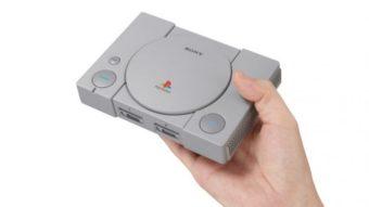 Sony vai lançar PlayStation Classic com 20 jogos do PS1