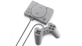 Sony revela os 20 jogos do PS1 para o PlayStation Classic