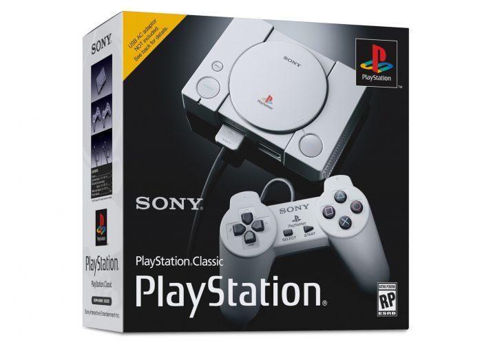 📷 PlayStation Classic | Divulgação