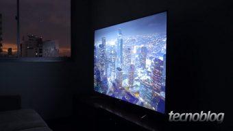 TV Sony X905F: escolha pela imagem