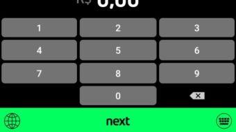 Teclado Next permite fazer transferências sem abrir app do banco