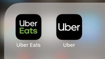 Uber incentiva que motoristas façam entrega pelo Eats no Brasil
