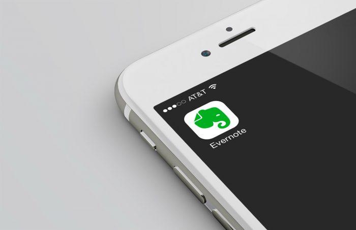 App Evernote / Divulgação