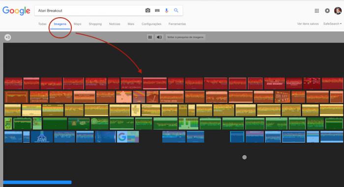 Atari Breakout - Google