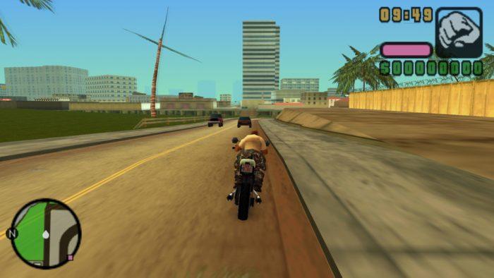 Grand Theft Auto Vice City Stories / Reprodução / YouTube