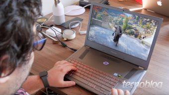 Odyssey Z: o melhor notebook gamer da Samsung escorrega no preço