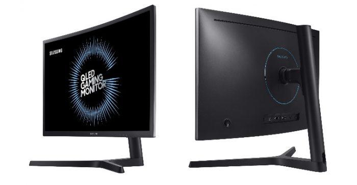 Samsung lança três monitores gamer no Brasil, dois deles com QLED 1