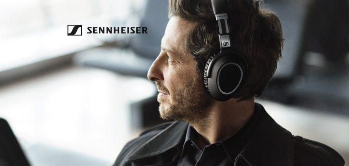 Sennheiser headphone / Divulgação