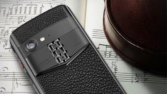 Vertu Aster P é um smartphone Android que custa até US$ 14,1 mil