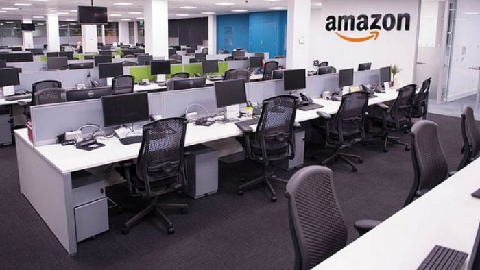 Amazon - escritório