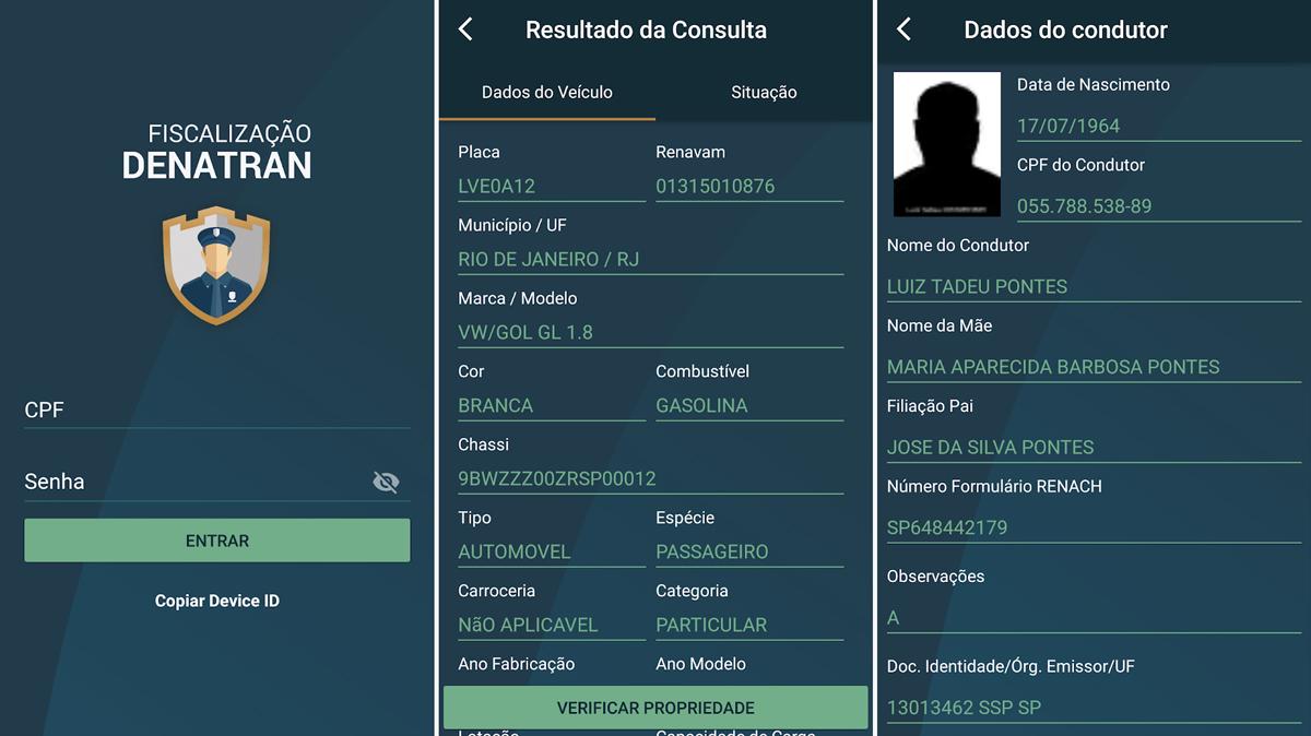 Denatran cria aplicativo para fiscalizar veículos e motoristas – Tecnoblog