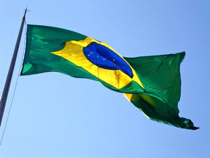 Bandeira do Brasil (Foto: Cesar Fermino/Free Images)