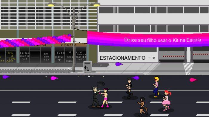 MP investiga juego donde Bolsonaro mata a gays, negros y feministas 1